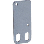 RF Series Sensor Bracket: Single Plate Type for Reflectors