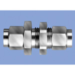 Junron Stainless Steel Fitting Bulkhead Union