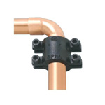 Copper Tube Dual-Use (Fitting Part and Straight Pipe Part) (KODAMAKOGYO)