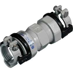 Elasticity Flexibility Restraining Fitting - Polyethylene Pipe Connections - SKX Socket