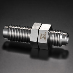 High-Purity Gas System Fittings - CVC - Bulkhead Union