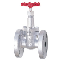 General Purpose Ductile Iron 10K Gate Valve Flange (Kitz)