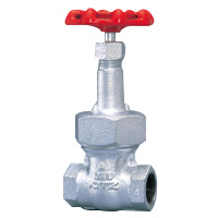 General Purpose Ductile Iron 16K Gate Valve Screw-in (Kitz)