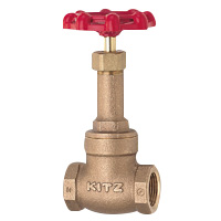 Bronze JIS-Standard 10K Gate Valve Screwing (Kitz)