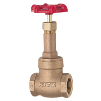 Bronze JIS-Standard 5K Gate Valve Screwing (Kitz)
