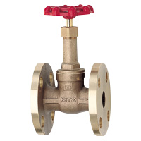 General Purpose Bronze 10K Gate Valve Flange (Kitz)