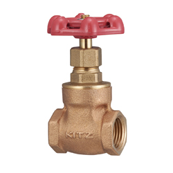 Bronze General-Purpose 125 Threaded Gate Valve (Kitz)