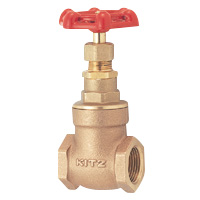 Bronze General-Purpose 150 Type Global Valve Screwing (Kitz)