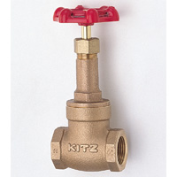 Bronze JIS-Standard 5K Gate Valve Screwing