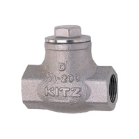 Stainless Steel General-Purpose 10K Lift Check Valve Screw-in Type