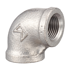 Stainless Steel Elbow Fitting with Screw-in