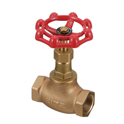 Bronze JIS-Standard 10K Globe Valve Screwing