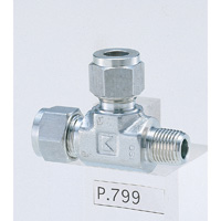 Stainless Steel High Pressure Fittings TL Union