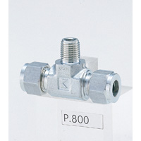 Stainless Steel High Pressure Fittings TS Union
