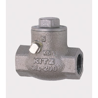 Stainless Steel General-Purpose 10K Swing Check (SCS14A) Valve Screw-in