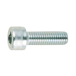 Hex Socket Head Cap Screw (Trivalent Chromate/Fully Threaded Type)