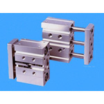 ZC/ZA Series Mini Slide Mechanism for Robot Periphery Equipment