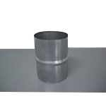 The Stainless Steel Duct Fitting Nipple (Kurimoto)