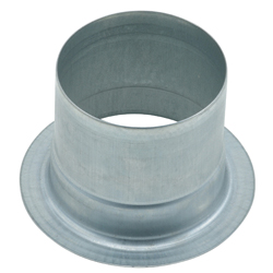 Spiral Duct Fitting, T Coupler (Kurimoto)
