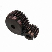 K Standard Pinion Gear (Module 2) Full-Depth Tooth, Pressure Angle 20°