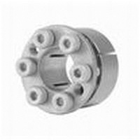 KanaLock Keyless Bushing -  Electroless Nickel Plating, KL201MKA Series (Katayama Chain)