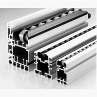 Aluminum Side Frame for Use with Faster Carrier Chains (Katayama Chain)