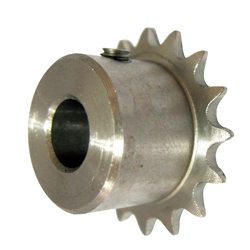 SUSFBP11B Finished Bore Sprocket Stainless Steel Round Tap Specification