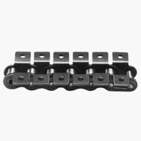 Roller Chain with Attachment, K1 Type Attachment