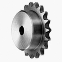 SUS Standard Stainless Steel 2040 Double Pitch Sprocket, for S Roller B Type