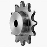 SUS Standard Stainless Steel 2052 Double Pitch Sprocket, for R Roller B Type