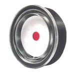 Round Oil Gauge for General Use, Drive-In (Press-Fit) Type KC・KCM Type
