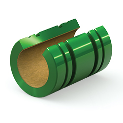 Simplicity Oil Free Bushings - Open