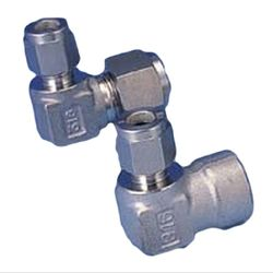 Stainless Steel Fitting Elbow Type (Liquid System)