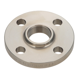 Stainless Steel Pipe Flange, Screw-in Flange, JIS10K, SUSF304