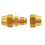 Copper Tube Fitting Flare Fitting for Copper Tubes, Flare Socket