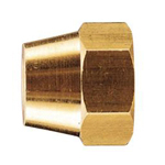 Copper Pipe Flared Nut Fittings for Flared Copper Pipes