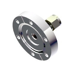 Conversion Adapter (CF Flange/wedged Fitting)