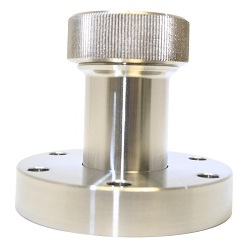 Conversion Adapter (CF Flange/Gauge Port)