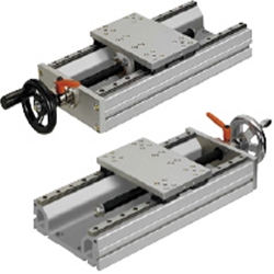 Manually Operated Linear Motion Units - Single Table