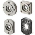 Bearings with Housings - Direct Mount, Standard with Pilot, Retained