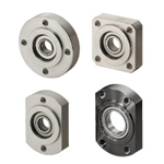 Bearings with Housings - Direct Mount, Standard with Pilot, Retained, Compact with Electroless Nickel Plating