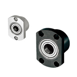 Bearings with Housings - Standard Length, Double Bearings, Unretained, Electroless Nickel Plating