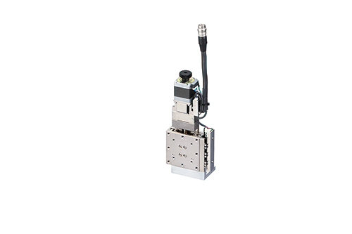 Motorized Z-Axis Linear Ball - Low Profile, ZMSG Series (MISUMI)
