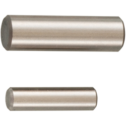 Dowel Pins - Both Ends Chamfered, h7 Tolerance