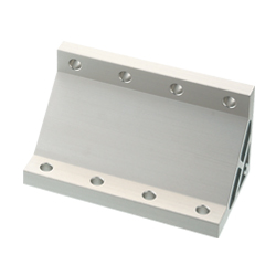 Brackets for Heavy Load Frames - 80mm / 160mm For Square Aluminum Frames
