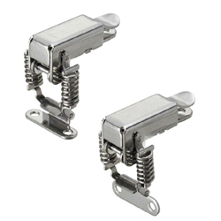 Corner Snap Locks - with Springs