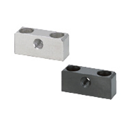 Threaded Stopper Blocks - Counterbored, Fine Thread (MISUMI)