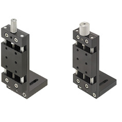 Z-Axis Simplified Stages for Adjustment- Feed Screw, High Load