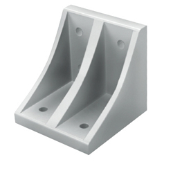 Brackets with Tab -For HFS8-45 Series -For 2 Slot-