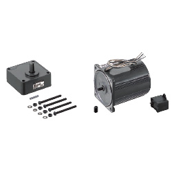 [Overseas Standard] Small Gear Motors Induction Motors